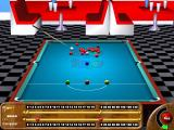 10 Great Games Just For Dad! Windows Showcase Snooker : here we are playing in a diner.