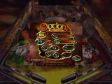 Simon the Sorcerer's Pinball Windows Controller and number of players selection comes next