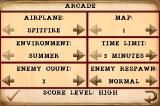 Armageddon Squadron iPhone Arcade mode settings