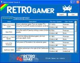Retro Gamer Issue 6 Windows The game browser. From here games are either installed or unzipped onto the PC