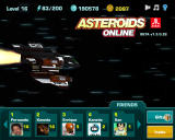 Asteroids Online Browser Travelling between systems