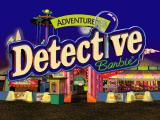 Detective Barbie: The Mystery Of The Carnival Caper! Windows This screen is displayed at the start of the game. It stays on screen while a voice sets the scene