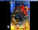 "Reflux: Issue.01 - ""The Becoming"" Windows 3.x Title screen!"