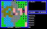 Ultima IV: Quest of the Avatar PC-88 What a weird place... monsters fighting each other...