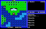 Ultima IV: Quest of the Avatar PC-88 Outside of LB's castle