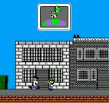 Mario is Missing! NES This is what gameplay looks like... a lone plumber on a city street. If you know where you are, you can call Yoshi to give you a ride for faster speeds!