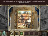 Princess Isabella: A Witch's Curse iPad Grand Hall main floor - painting puzzle