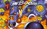 Mr. Boom DOS Title Screen