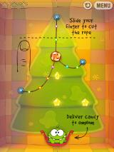 Cut the Rope iPad This should be easy...