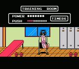 Tecmo World Wrestling NES Situps!