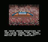 Tecmo World Wrestling NES