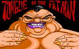 Tongue of the Fatman DOS Title Screen (MCGA/VGA)