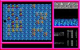 Pink Shock Pirates PC-98 Battle in a tower