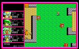 Pink Shock Pirates II PC-98 Town exploration