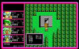 Pink Shock Pirates II PC-98 Mysterious building...
