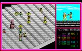 Pink Shock Pirates II PC-98 Battle on the stairs!