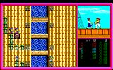 Pink Shock Pirates II PC-98 Enemy has boarded our ship; the whole crew is ready to fight