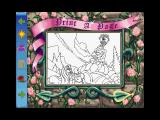 Magic Fairy Tales: Barbie As Rapunzel Windows A scene from the game that can be printed and coloured in