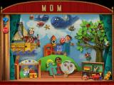 I Spy Junior: Puppet Playhouse Windows Here the player can choose a game or create a puppet.