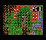 Shiryō Sensen: War of the Dead  MSX Starting location