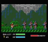 Shiryō Sensen: War of the Dead  MSX Oh wow, so many zombies!..