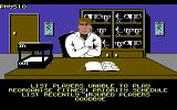 Match of the Day Commodore 64 The doctor keeps your team in good health