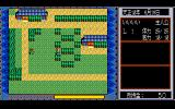 Inindo: Way of the Ninja PC-88 Finally, a big city!