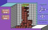Mental Blocks Commodore 64 The third dimension really adds to the difficulty