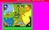 Might and Magic II: Gates to Another World PC-88 World map
