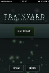 Trainyard iPhone Menu