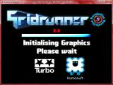 Gridrunner Revolution Windows Game is loading