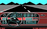 The Ford Simulator DOS Ah, the days of CGA 3d