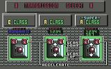 Super Monaco GP Commodore 64 Make adjustments
