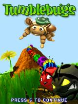 Tumblebugs J2ME Title screen