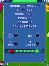 Tumblebugs J2ME Level completed