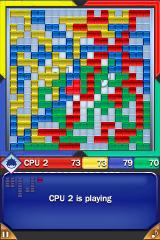 Blokus iPhone Just a few more moves.