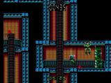 Alien³ SEGA Master System long ladder to trapped human