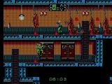 Alien³ SEGA Master System Enemies everywhere