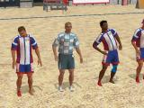 Ultimate Beach Soccer Windows It's time now for the French team to stretch
