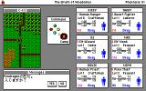 Phantasie III: The Wrath of Nikademus PC-88 Finally, SOME graphics!..
