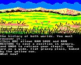 Time and Magik: The Trilogy BBC Micro Red Moon: starting location