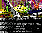 Time and Magik: The Trilogy BBC Micro In a small copse