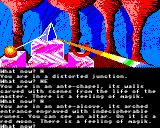 Time and Magik: The Trilogy BBC Micro Price of magik: I found a mysterious altar