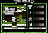 Windwalker Apple II Walking through a house