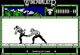 Windwalker Apple II I try to give him hell instead.
