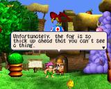 Tomba! PlayStation Dialogue - I'm told I can't progress further