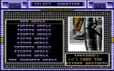Speedball Commodore 64 Choosing a league game duration