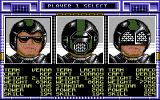 Speedball Commodore 64 Choose your team