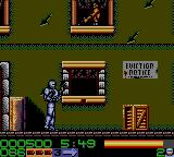 RoboCop 3 Game Gear Guy in window