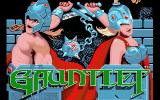 Gauntlet Atari ST Title screen